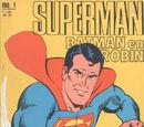 Superman, Batman en Robin Speciaal Super-Album