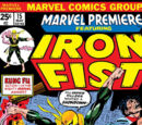 Iron Fist Comic Books