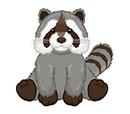 Signature Raccoon