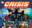 Crisis on Multiple Earths Vol. 5 (Collected)