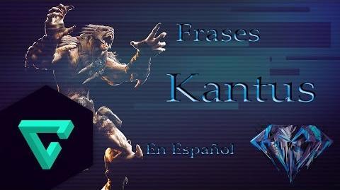 Gears Of War 3 - Frases de Kantus