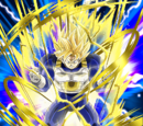 Bulging Power Super Saiyan Goku