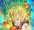 All-Out Charge Super Saiyan Goku
