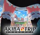 Akiba's Trip Artwork