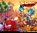 Sonic the Hedgehog: Worlds Unite Battles Issue 1