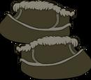 La Paire de Bottes de Kristoff