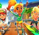Subway Surfers World Tour: Rio 2016