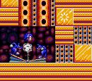 Sonic Spinball (8-bit) screenshots
