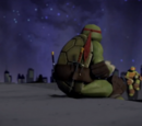 Turtles in Time (episode)/Gallery