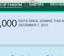 Amanda47/I now have more than 1,000 edits!