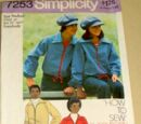 Simplicity 7253 A