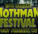13th Annual Mothman Festival 2014