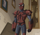 Peter Parker (Spyder-Knight)