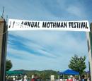 11th Annual Mothman Festival 2012