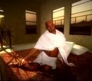 Gandhi's Home