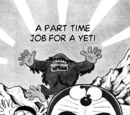 Doraemon+ (Plus) Volume 4, Chapter 8: A Part Time Job For a Yeti