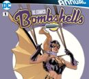 DC Comics Bombshells Annual Vol 1 1