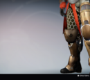 Kellslayer's Greaves