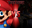 Mario vs Ganondorf
