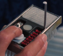 Hairbrush transmitter