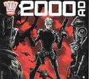 2000 AD Vol 1 1996