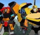 Robots in Disguise (2015) Episoden