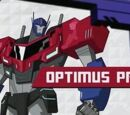 Optimus Prime (WFC)