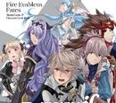 Fire Emblem Fates 4koma Comic & Character Guide Book