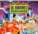 Dr. Robotnik's Mean Bean Machine box artwork