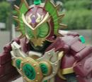 The All-New, All-Different Regular Show Movie: Kamen Rider Dragon Mystery Underworld vs. Zeb