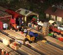 The Skarloey Railway Depot
