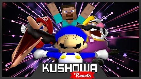 Kushowa Reacts to DerpTV: Mushroom Kingdom's Got Talent