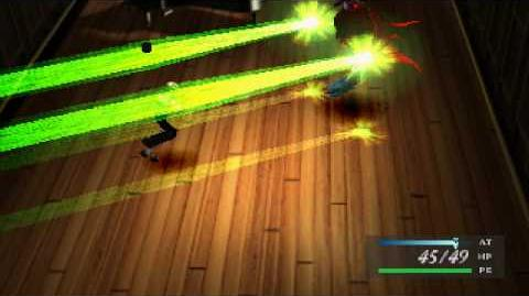 Parasite Eve PS1 Boss 2