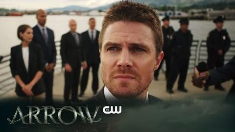 Arrow Can't Be Stopped Trailer