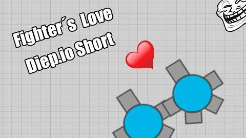Figther´s Love - Diep.io Short
