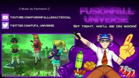 9 4 2016 - FusionFall Universe Stream