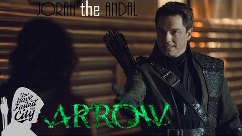 Arrow - Malcolm Merlyn Suite (Theme) from You Have Failed This City