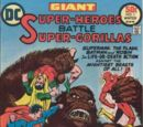 Super-Heroes Battle Super-Gorillas Vol 1 1