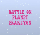 Бой на планете Эраклион