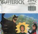 Butterick 4972 A