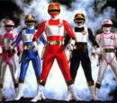 Power Rangers Dragon Charge