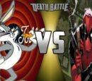 Bugs Bunny vs Deadpool