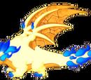 Dragon du Soleil aride