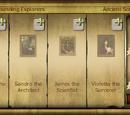 Founding Explorers