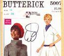 Butterick 5007 A