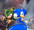 Sonic Legends (Univers)
