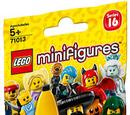 71013 Minifigures Series 16