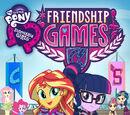 My Little Pony: Equestria Girls – Friendship Games