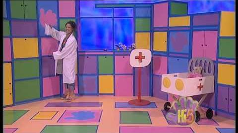 Hi-5 Series 7, Episode 32 (When am I a team player?)