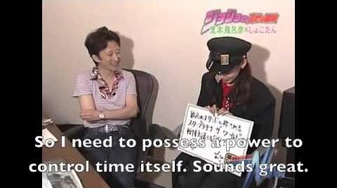 Araki Hirohiko Interview JoJo's Bizarre Adventure【English Subbed】2 3